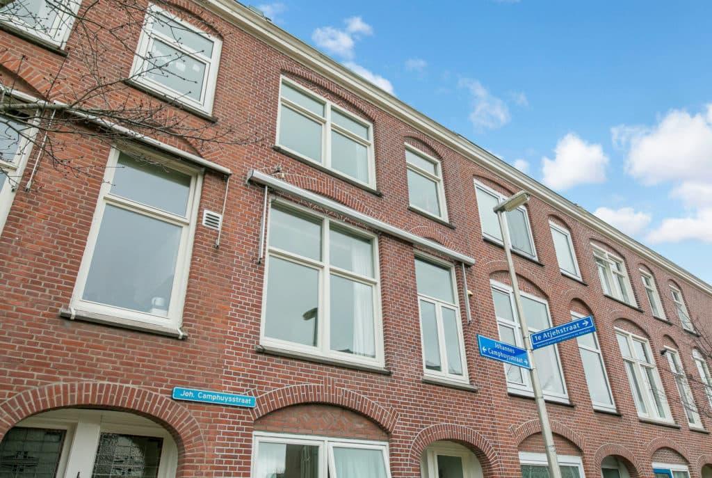 Johannes Camphuysstraat 17 Bis, Johannes Camphuysstraat 17 Bis te Utrecht, Makelaar in Utrecht