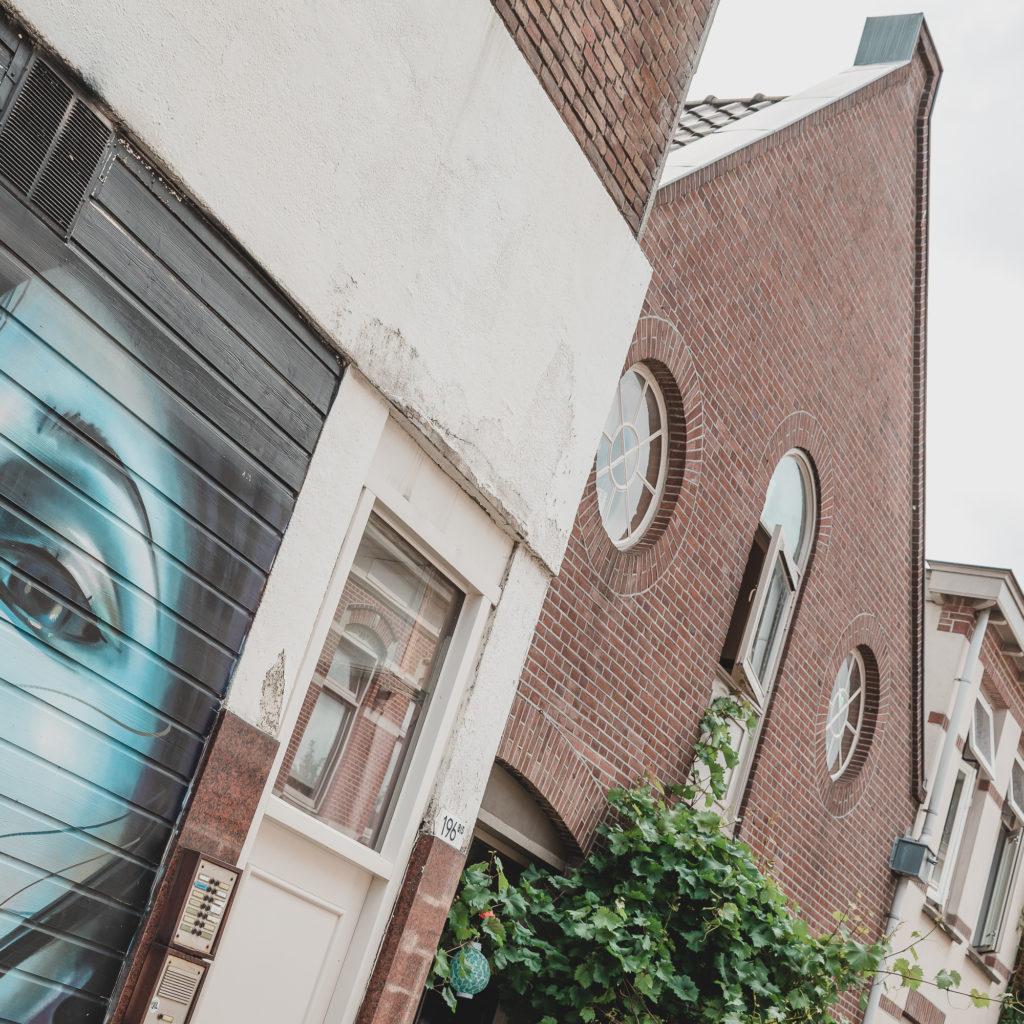 Streetart Utrecht, Streetart rondom de Amsterdamsestraatweg, Makelaar in Utrecht