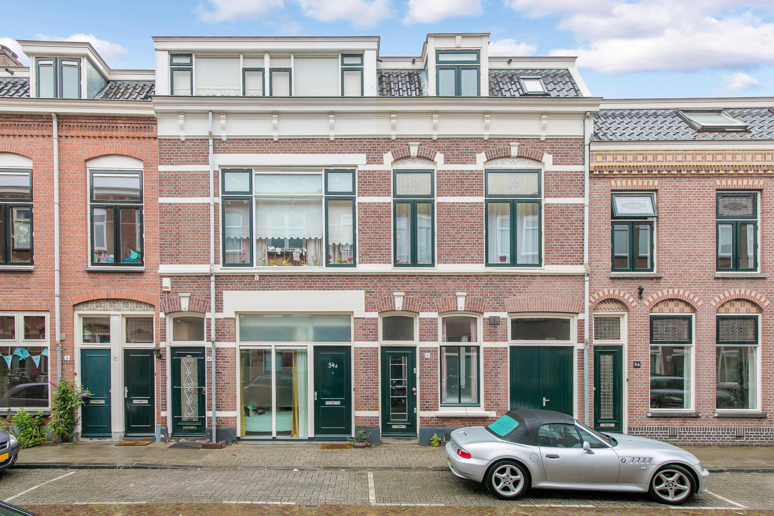 , Otterstraat 54 D te Utrecht, Makelaar in Utrecht