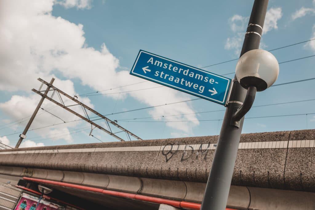 , De Amsterdamsestraatweg wordt steeds hipper, Makelaar in Utrecht