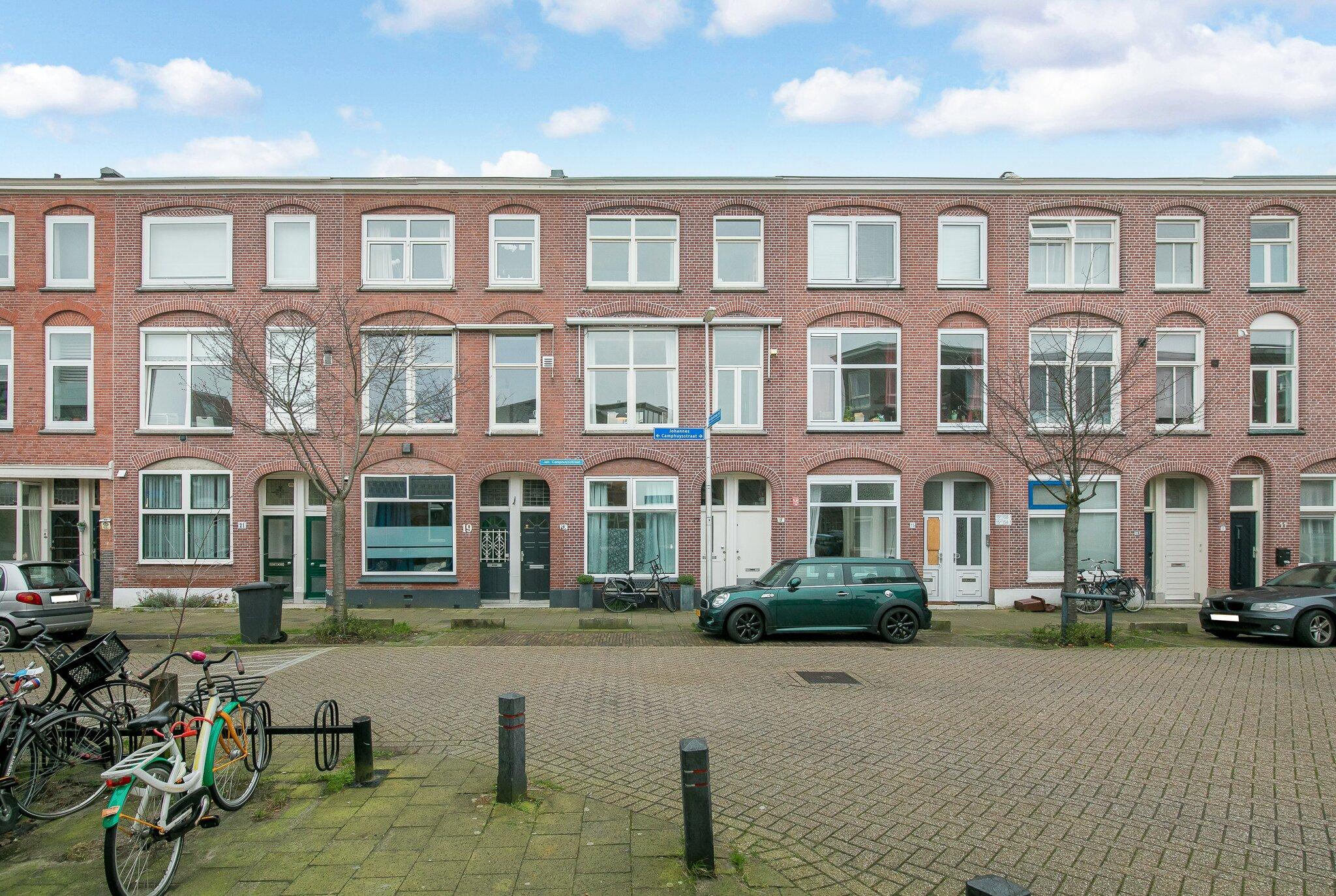 Utrecht – Johannes Camphuysstraat 17Bis – Hoofdfoto