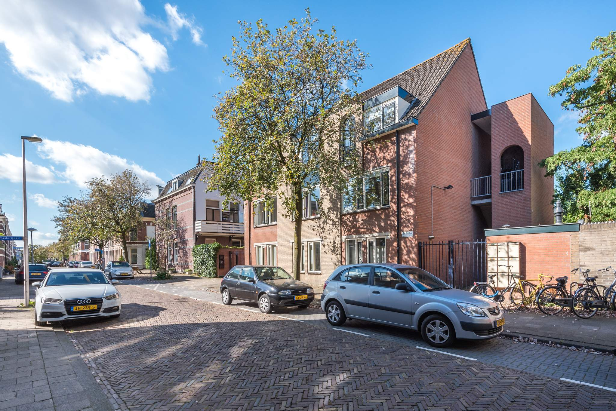 Utrecht – Bekkerstraat 158 – Hoofdfoto