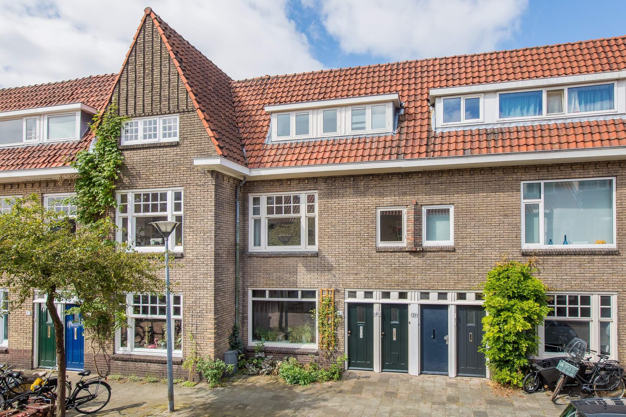 Utrecht – Weltevredenstraat 41 – Hoofdfoto